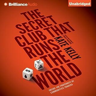 The Secret Club That Runs the World audiobook cover art