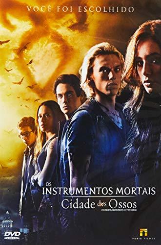 Os Instrumentos Mortais: Cidade Dos Ossos [DVD]