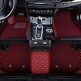 LUVCARPB Tapis de Sol intérieurs de Voiture, adaptés pour Jeep Compass Patriot...