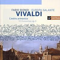 Vivaldi: L'Estro Armonico - 12 Concertos (2007-11-07)