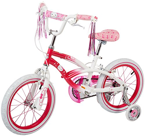 Dynacraft Hello Kitty 16u0022 Kids Bike - Pink/White