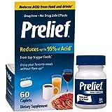 Prelief Acid Reducer Caplets Dietary Supplement, 60 Count