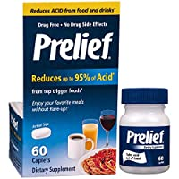 Dietary Supplement Reduce up to 95% of the Acid in High-Acid Food and Beverages 60 Caplets