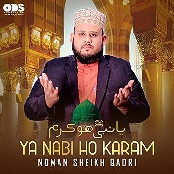 Ya Nabi Ho Karam - Single