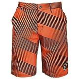 FOCO MLB San Francisco Giants Men's Diagonal Stripe Walking Short, Team Color, L