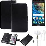 K-S-Trade® Wallet Case Handy Hülle Für Alcatel One Touch