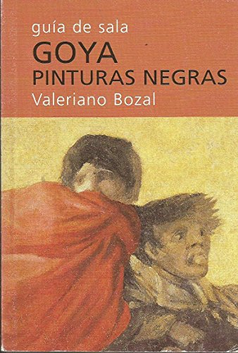 Guía de Sala: Goya, Pinturas Negras