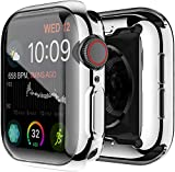 Yolin [2-Stück] All-Around TPU Displayschutz Kompatibel mit Apple Watch Series 6/ SE/Series 5 /...