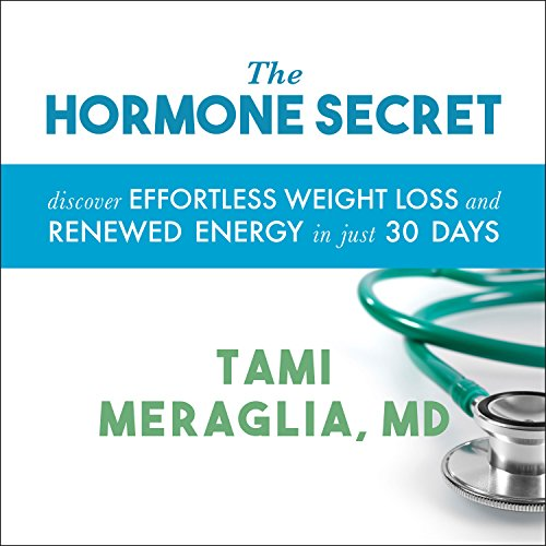 The Hormone Secret audiobook cover art