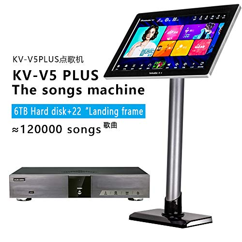 Read About InAndOn KV-V5 PLUS Intelligent voice keying machine online movie dual system coexistence ...