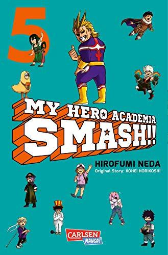 My Hero Academia Smash 5