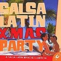Salsa Latin Xmas Party