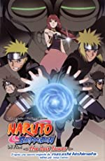 Naruto Shippuden - Animé Comics - The lost Tower de Masashi Kishimoto