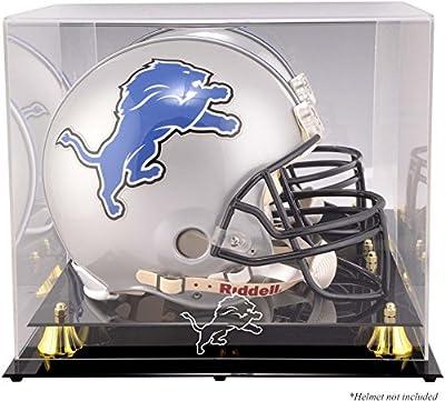 Mounted Memories Detroit Lions Helmet Display Case