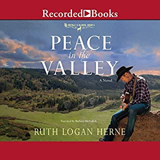 Peace in the Valley audiobook cover art