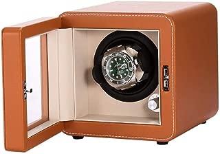 Watch Winder Watch Winder Boxes Single Watch Mini Automatic Mechanical Watch Automatic Winder Electric Watch Box Watch Winder
