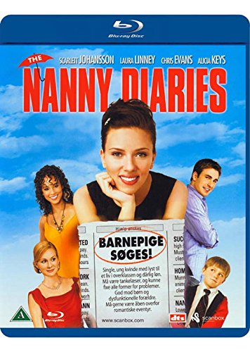 The Nanny Diaries Blu-Ray Reg.A - C Cheap super special price Import Popular brand in the world B Denmark