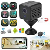 W17 Mini Camera 1080P Wireless Camera Cloud Storage Surveillance Night Vision Webcam