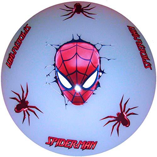 Spiderman G2 Plafondlamp, wandlamp, kinderkamerlamp
