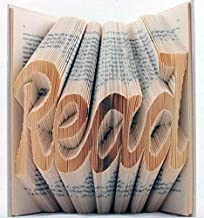 Best Selling- Book Folding- Folded Book Art-gift-any Word-flat Rate