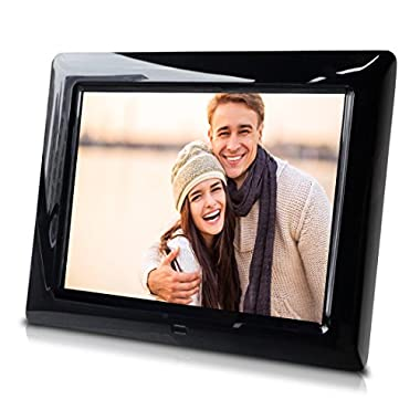 8 inch Digital Photo Frame for Home & Office Use - Slideshow, Photo Rotation