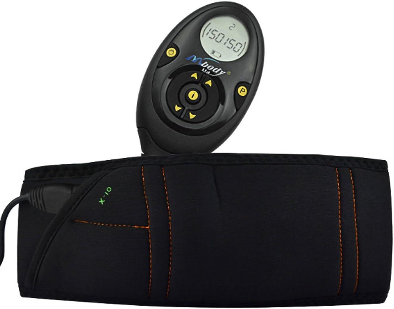 L-life Massagegürtel Bauchmuskel Fitness Ausrüstung Familie Abnehmen Gürtel