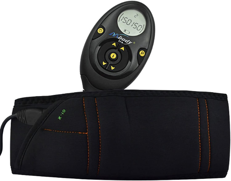 EMS 腹筋ベルト 腹部筋肉フィットネス機器ファミリースリミングベルト