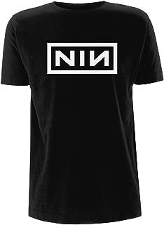 Nine Inch Nails 'Classic White Logo' T-Shirt