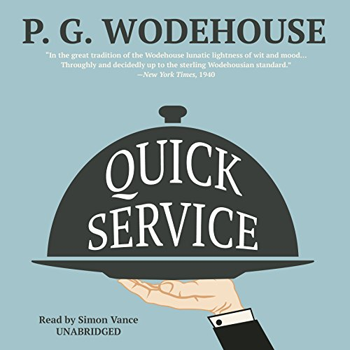 Quick Service audiobook cover art