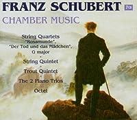 Schubert String Quartets No.'S 9 Sharon Quartet 12 'Quartettsatz' 13 'Rosamunde' 14 'D by VARIOUS ARTISTS (1900-01-01)