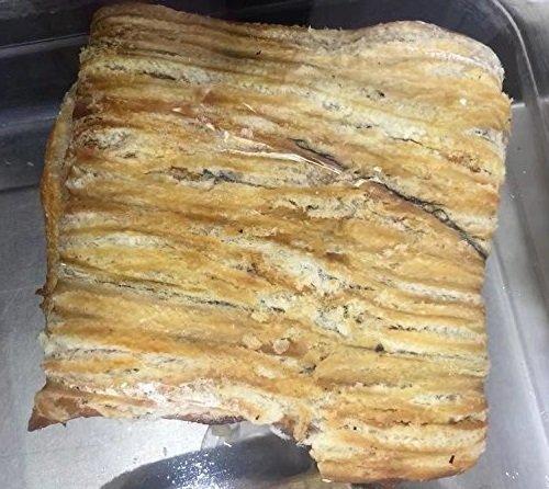 2 Pfund (908 Gramm) Holzkohle gebratene Meeraal Snack aus China Sea