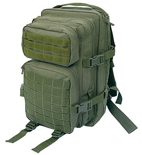 Commando Industries US Rucksack Assault II Daypack 50 Liter (Oliv)