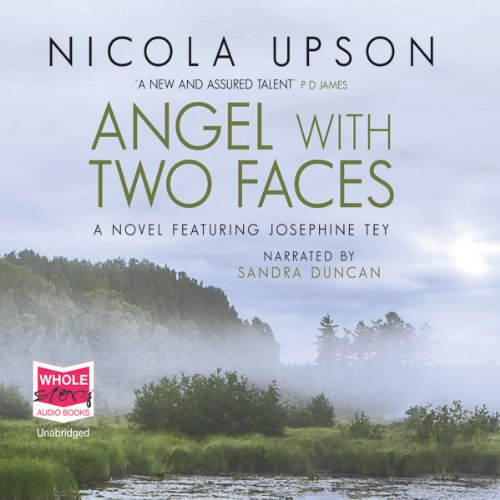 Angel with Two Faces: Josephine Tey Series, Book 2 audiobook cover art