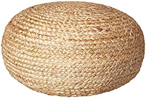 Décor Therapy FR7466 Pouf, Natural