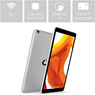 PRIXTON T9120 - Tablet Pantalla IPS 10,1 Pulgadas, Android 9