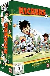 Kickers –Anime Umsetzung des Fußball Manga