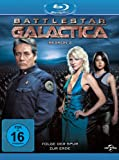 BATTLESTAR GALACTICA- - MOVIE [Blu-ray]