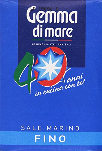 Gemma Sale Marino Fino - 1 kg