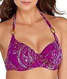 Fantasie - Top de bikini - para mujer morado amatista