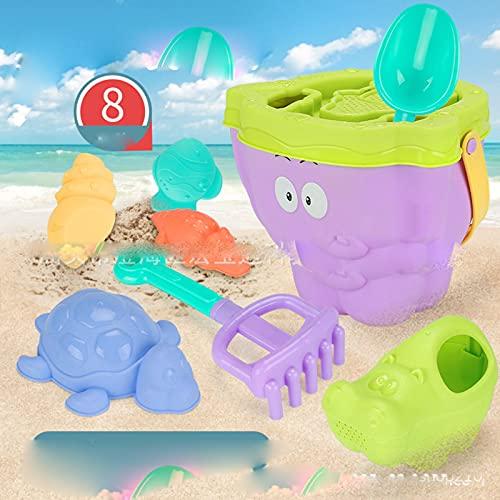 shandianniao Mesa de Juego Arena y acuáticas, para niños, Playa Juego, Piscina Juguetes Playa, Agua con Accesorios, (Color : D)