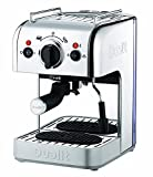 Dualit 3-in-1 Coffee Machine | Polished Stainless Steel | 1.5 L Capacity | Multi-Brew Versatility | Patented Pure Pour Technology | Ground Coffee, ESE Pods, Nespresso, NX Coffee & Tea Capsules | 84440