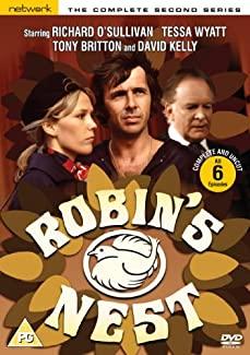 Robin's Nest - The Complete Second Series
