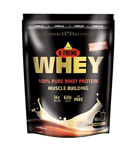 Inkospor X-Treme Whey Protein, Vanille, 500g Beutel