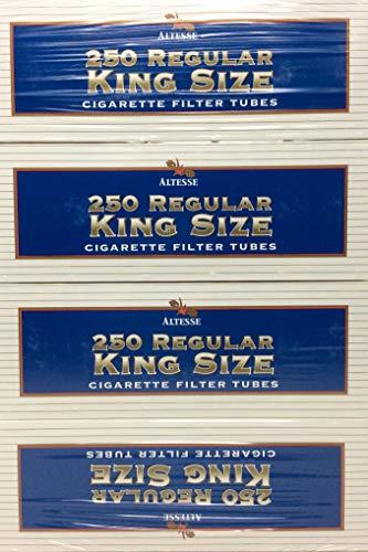 Altesse 250 Regular King Size Cigarette Filter...