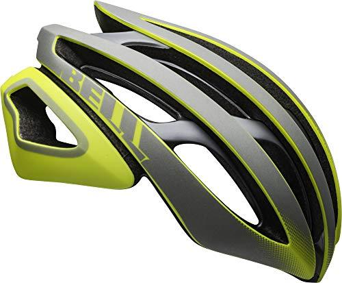 BELL Z20 Ghost MIPS Adult Road Bike Helmet - Ghost Matte/Gloss Hi-Viz Reflective (2021), Large (58-62 cm)