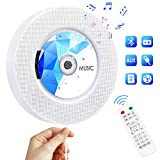 Best Shower Cd Players - CD Player with Bluetooth, Qoosea Portable CD Music Review