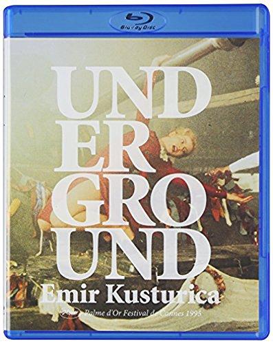アンダーグラウンド Blu-rayの詳細を見る