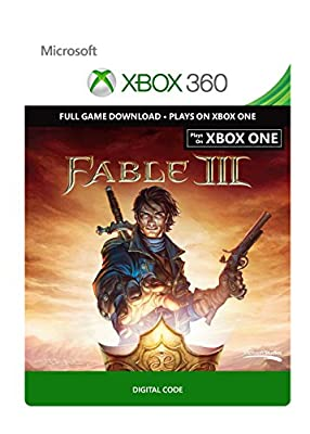 Fable III [Xbox 360/One - Download Code]