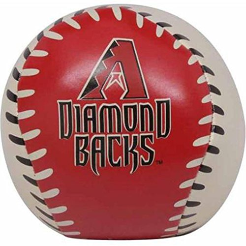MLB Arizona Diamondbacks Quick Toss Softee Baseball, 4', Red