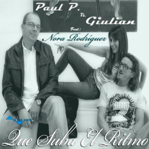 Paul P. & Giulian feat. Nora Rodriguez